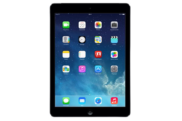 Apple - iPad Air 64Go GRIS