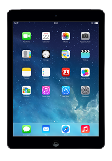 Apple - iPad Air 128Go GRIS