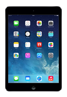 iPad mini Retina 16Go GRIS