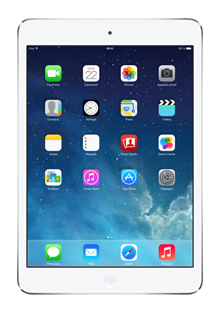 Apple - iPad mini Retina 64Go ARGENT