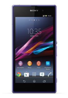 SONY Xperia Z1 Purple
