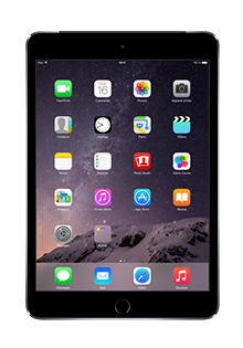 Apple iPad mini 3 16Go Gris