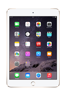 Apple iPad mini 3 16Go Or